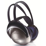 PHILIPS Cordless Headphone [SHC 2000] - Headphone Full Size